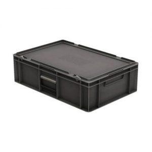 Kofferkist 600 x 400 x 183 mm 30 Liter