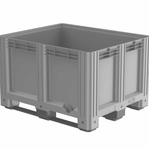 Palletbox 1200 x 800 grijs