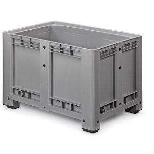 Palletbox 1200 x 800 x 760 op 4 poten